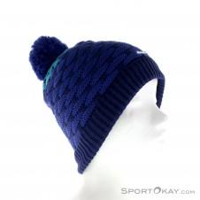 Salomon Beanie Poly Damen Mütze-Blau-One Size