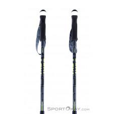 Leki Makalu Lite 100-135cm Trekkingstöcke-Schwarz-100-135