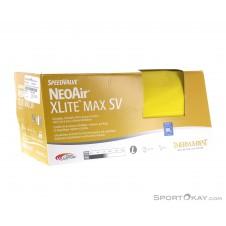 Therm-a-Rest Neo Air XLite Max SV Isomatte-Gelb-L