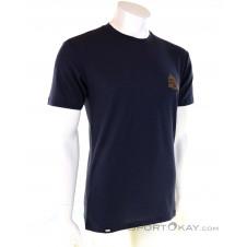 Mons Royale Icon Herren T-Shirt-Grau-M