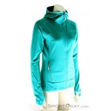 Vaude Tekoa Fleece Jacket Damen Outdoorjacke-Blau-40