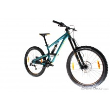 Scott Voltage FR 720 2018 Freeridebike-Blau-S