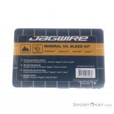 Jagwire Pro Mineralöl Entlüftungsset-Weiss-One Size
