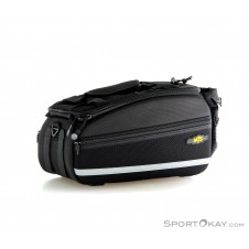 Topeak Trunk Bag Ex Strap Type Fahrradtasche-Schwarz-One Size