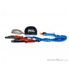 Petzl Scorpio Eashook Klettersteigset-Blau-One Size