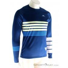 Dainese AWA Jersey 2 LS Bikeshirt-Blau-M
