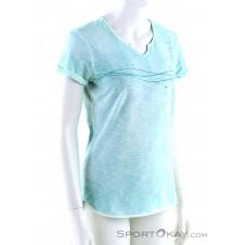 Chillaz Tao Swirl Damen T-Shirt-Blau-34