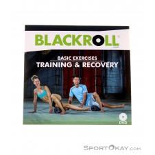Blackroll Training und Recovery DVD-Schwarz-One Size