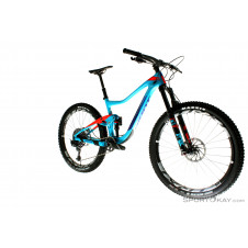 Giant Trance Advanced 1 2018 All Mountainbike-Blau-S