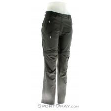 Mammut Runje Zip Off Pants Damen Outdoorhose kurzgestellt-Grau-18