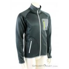 Ortovox Fleece Jacket Herren Tourensweater-Grau-S