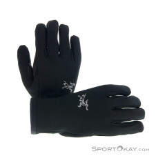 Arcteryx Rivet Handschuhe-Schwarz-XS