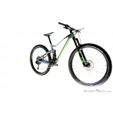 Scott Genius 920 2018 All Mountainbike-Grau-M