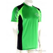Crazy Idea Typhoon Herren T-Shirt-Grün-M