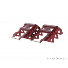 Dynafit Speed Crampon 78mm Harscheisen-Rot-One Size