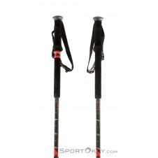 K2 Lockjaw Carbon Skistöcke-Rot-105-145