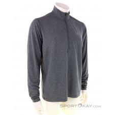Arcteryx Cormac Zip Neck LS Herren Sweater-Grau-M
