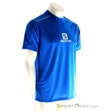 Salomon Stroll Logo SS Tee Herren T-Shirt