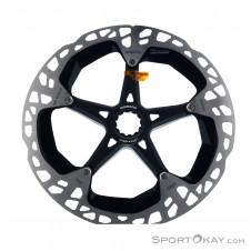 Shimano RT-MT900 Centerlock 203mm Bremsscheibe-Grau-One Size