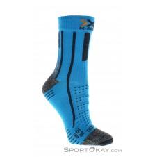 X-Bionic Effektor Trekking Short Damen Socken-Türkis-39-40