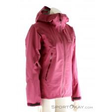 Arcteryx Zeta LT Jacket Damen Outdoorjacke Gore-Tex-Pink-Rosa-XL
