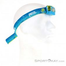 Petzl Tikkid 20lm Kinder Stirnlampe-Blau-One Size
