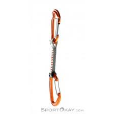 Salewa Fly Straight/Wire Expressschlinge-Orange-One Size