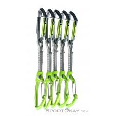 Climbing Technology Lime Mix DY 12cm Expressschlingen-Set
