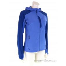 Outdoor Research Ferrosi Hooded Damen Outdoorjacke-Blau-S