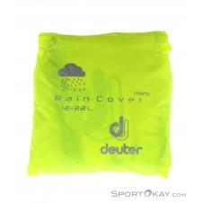 Deuter Raincover Mini Regenhülle 12 - 22l-Gelb-One Size