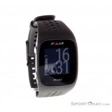 Polar M430 GPS HR Sportuhr-Grau-One Size