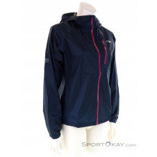Outdoor Research Helium II Damen Regenjacke-Blau-S