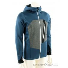 Ortovox Fleece Loden Hoody Herren Tourensweater-Blau-S