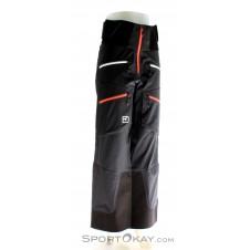 Ortovox 3L Guardian Shell PTS Damen Tourenhose-Schwarz-M