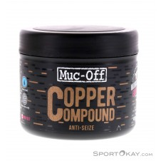 Muc Off Copper Compound Anti Seize 450g Montagepaste-Schwarz-One Size