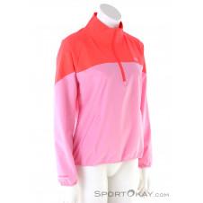 Under Armour Woven Damen Sweater-Pink-Rosa-XS
