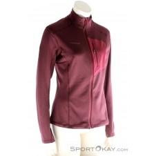 Mammut Aconcagua Light ML Jacket Damen Outdoorsweater-Rot-XS