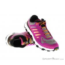 Dynafit MS Feline Vertical Damen Traillaufschuhe-Pink-Rosa-6,5
