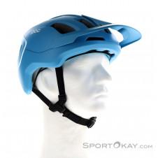 POC Axion Spin Bikehelm-Blau-XL/XXL