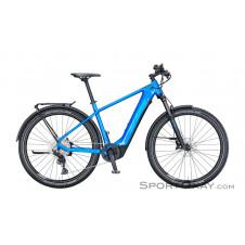 "KTM Macina Team LFC 29"" 2021 E-Bike Cross Country Bike-Blau-M"