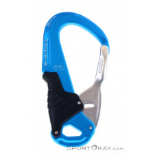 Camp Horai Safe Lock Karabiner-Blau-One Size