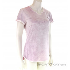 Chillaz Tao Swirl Damen T-Shirt-Lila-34