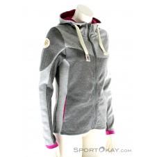 Chillaz Rock Jacket Damen Freizeitsweater-Grau-38