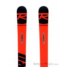 Rossignol Hero Athlete FIS GS 193cm + SPX 15 RF Skiset 2019-Schwarz-One Size