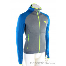 Dynafit Transalper Thermal M Hoody Herren Outdoorsweater-Blau-S