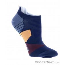 On Low Sock Damen Laufsocken-Blau-S