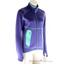 La Sportiva Iris 2.0 Jacket Damen Tourensweater-Blau-S