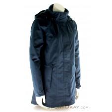 Jack Wolfskin Madison Avenue Coat Damen Outdoormantel-Blau-S