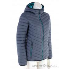 CMP Zip Hood Jacket Damen Outdoorjacke-Grau-38