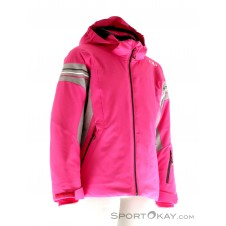 CMP Snaps Hood Mädchen Skijacke-Pink-Rosa-140